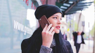صورة تعلم المحادثة – مصطلحات وعبارات شائعة عند الإتصال بالهاتف