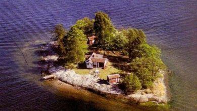 Photo of قضاء أسبوع  مجانا في أجمل جزيرة بالقرب من ستوكهولم بشرط واحد