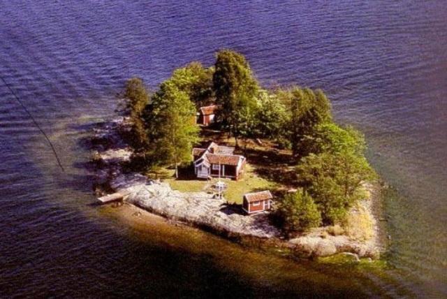 جزيرة الأفكار