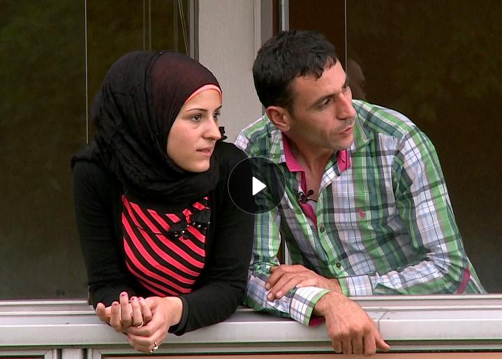 فلم وثائقي يحكي قصة عائلة سورية بدايتها قصة لجوء ونهايتها طلاق وحياة جديدة